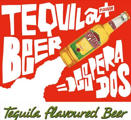 Desperado tequila flavoured beer viral. choreographed by Supple Nam