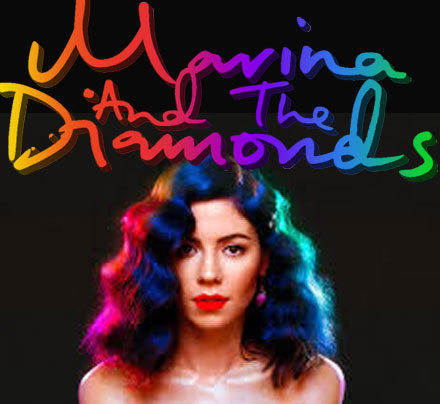 Marina and the Diamonds pop video Blue choreographed by Supple Nam